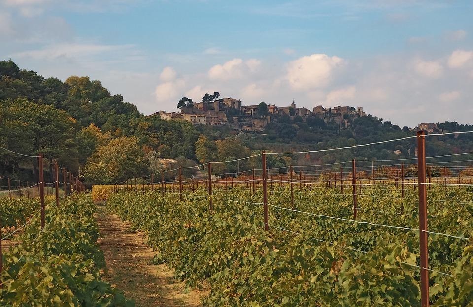 route vins provence 1