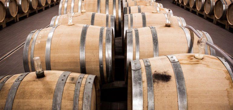 tonneau de vin