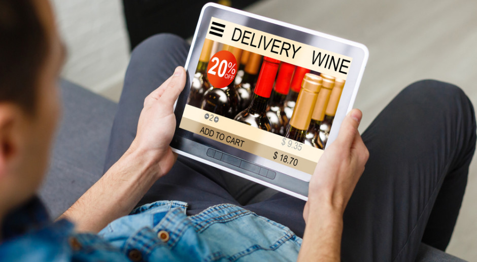 delivery wine