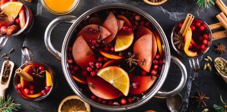 Réussir votre vin chaud
